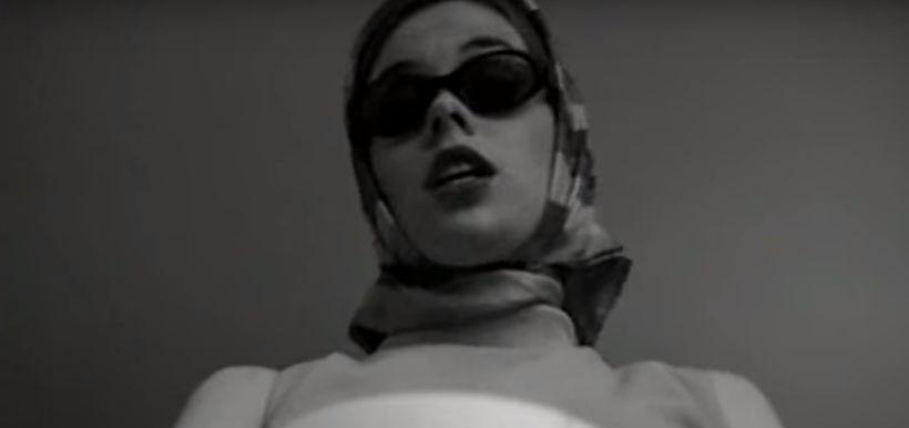 Katrin Jakobsdóttir in the video Listen Baby, a single released ...