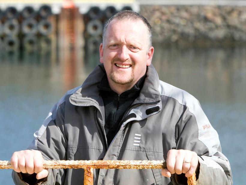 Sigurður Páll Jónsson, alþingismaður.