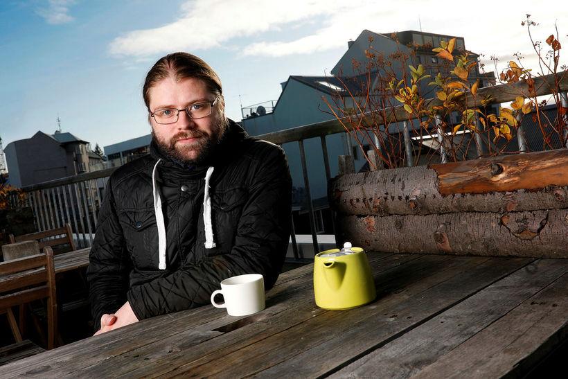 Helgi Hrafn Gunnarsson, þingmaður Pírata, beitti sér gegn því að ...