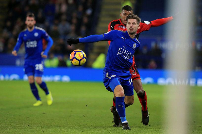 Portúgalski landsliðsmaðurinn Adrien Silva er kominn til Leicester frá Sporting ...