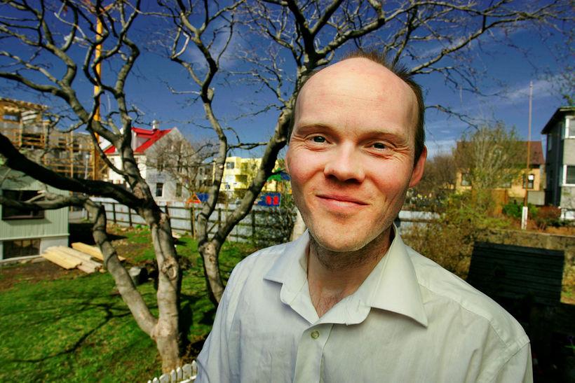 Haraldur Ólafsson veðurfræðingur og prófessor við Háskóla Íslands.