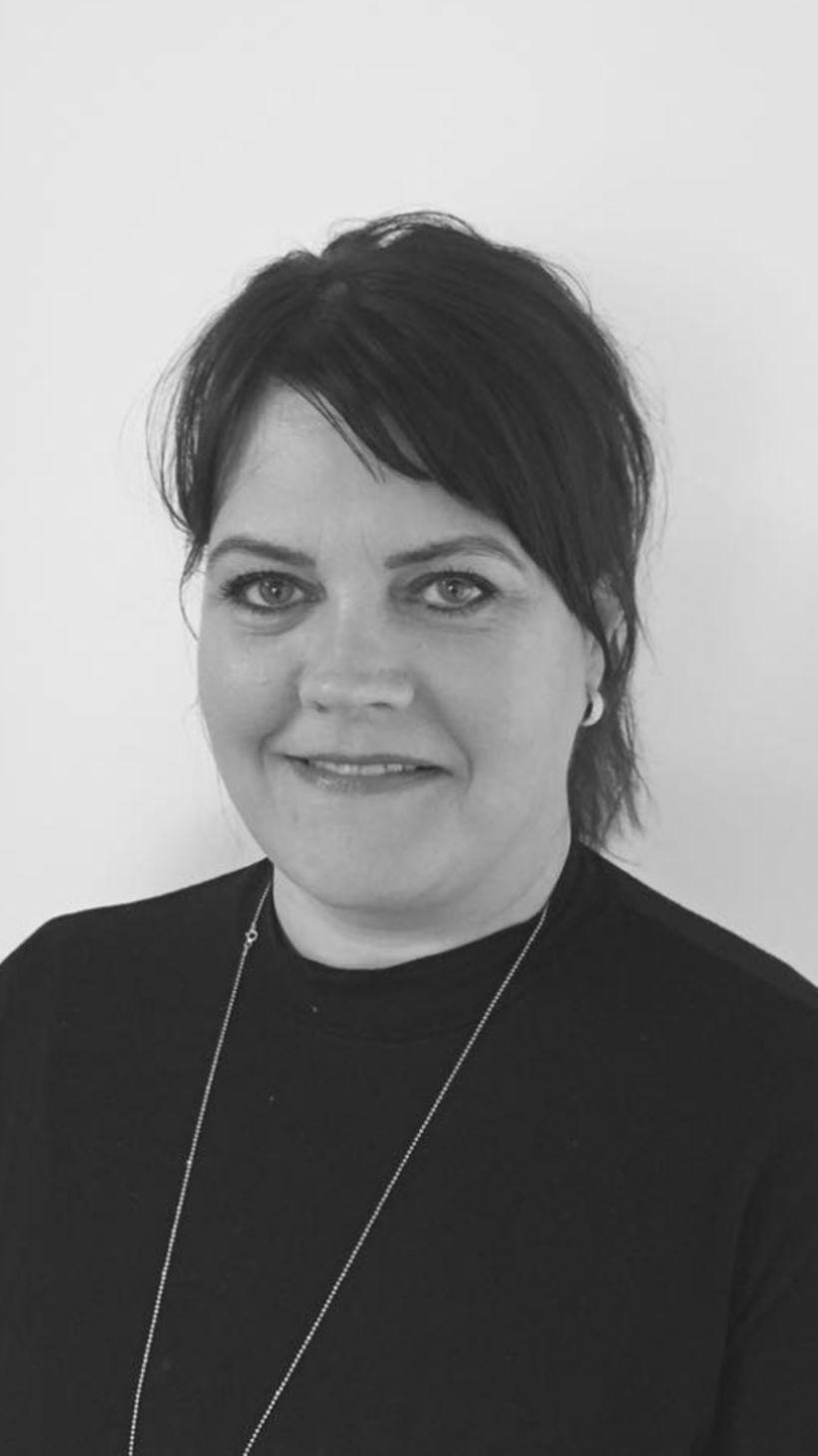 Áslaug Traustadóttir formaður Félags íslenskra snyrtifræðinga.
