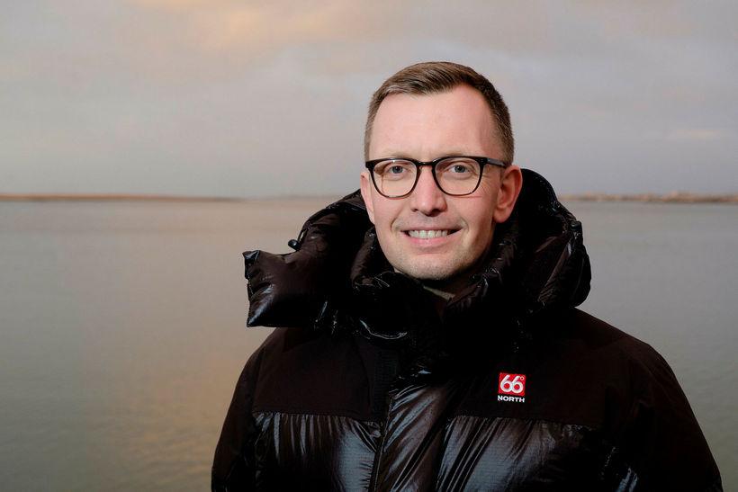 """""""Þetta er svo mikið hagsmunamál fyrir Íslendinga að við megum ..."""