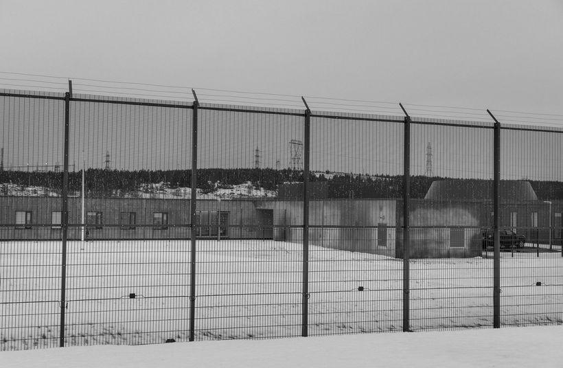 Fangelsið á Hólmsheiði er nýjasta fangelsið á Íslandi.