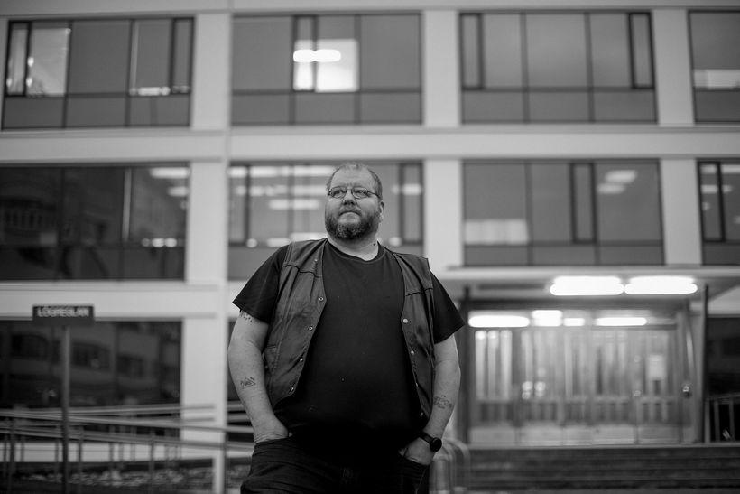 Guðmundur Fylkisson, aðalvarðstjóri í lögreglunni á höfuðborgarsvæðinu, hefur í þrjú ...