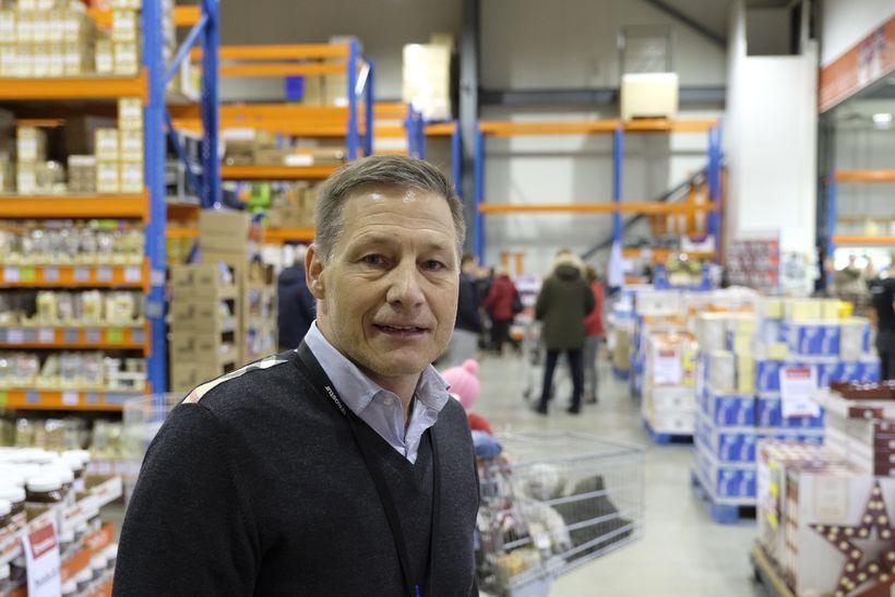 Jón Gerald Sullenberger, eigandi Kosts, á ekki von á því ...