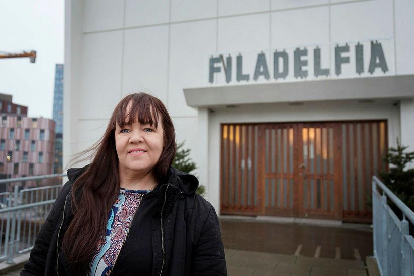 Magdalena Sigurðardóttir hefur verið virk í starfi Fíladelfíukirkjunnar síðan hún ...