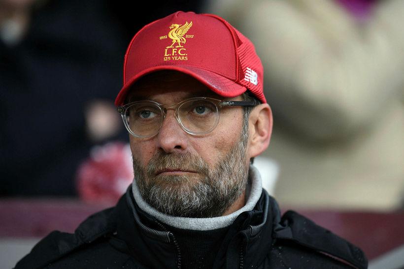 Jürgen Klopp knattspyrnustjóri Liverpool.