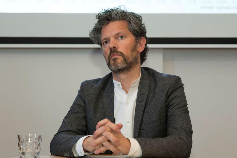 Dagur B. Eggertsson, borgarstjóri í Reykjavík.