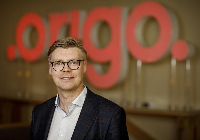 Örn Þór Alfreðsson.