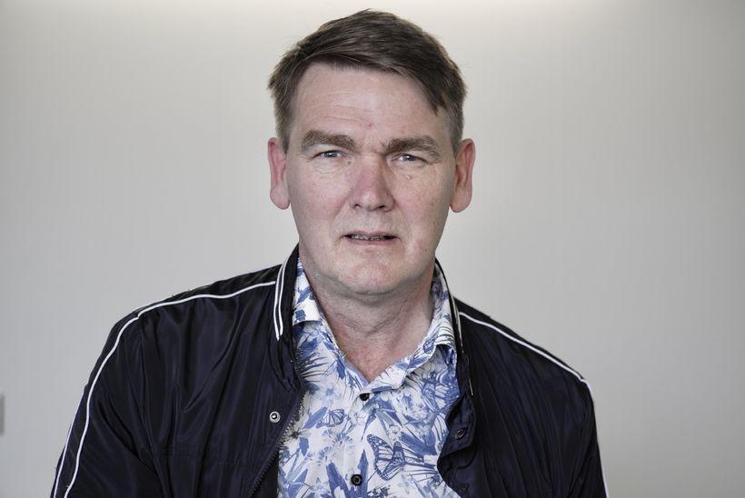 Páll Guðmundsson, framkvæmdarstjóri Hugins ehf.