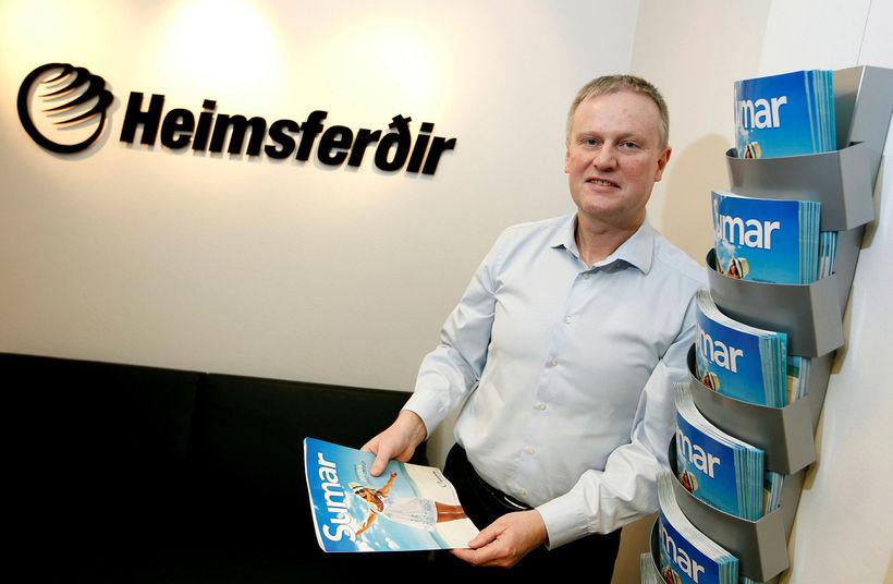 Tómas Gestsson, framkvæmdastjóri Heimsferða.