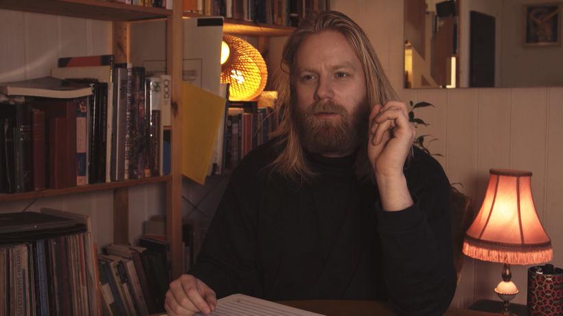 Högni Egilsson.