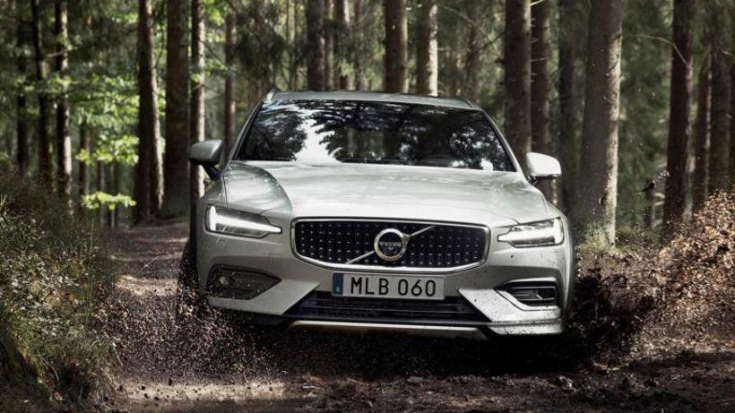 Vinsældir Volvobíla aukast með ári hverju.