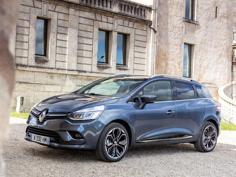 Renault Clio, söluhæsta bílamódelið í Frakklandi.