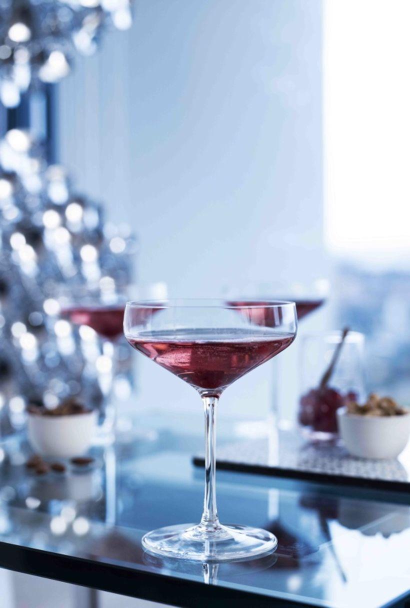 Kokteilglas er ómissandi í jólapakkann fyrir hressu týpuna sem er ...