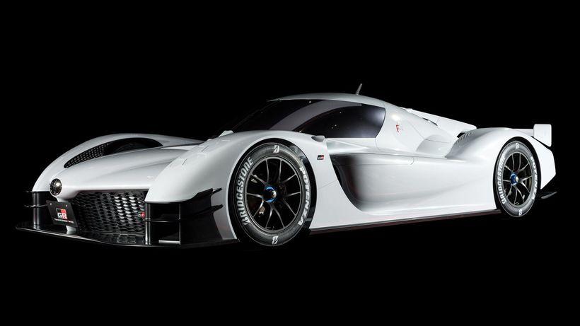 Í þessa veru munu Le Mans-keppnisbílar líta út frá og ...