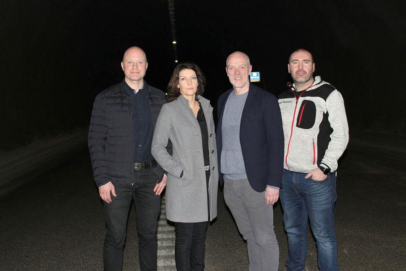 Ágúst Torfi Hauksson, framkvæmdastjóri Norðlenska og stjórnarmaður í Vaðlaheiðargöngum hf., ...