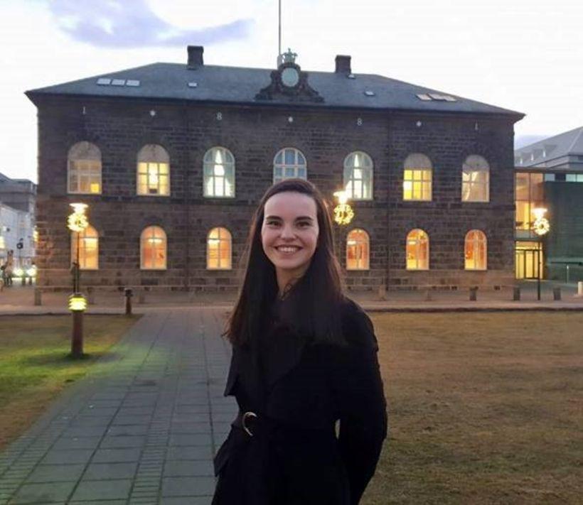 Lilja Rannveig Sigurgeirsdóttir.