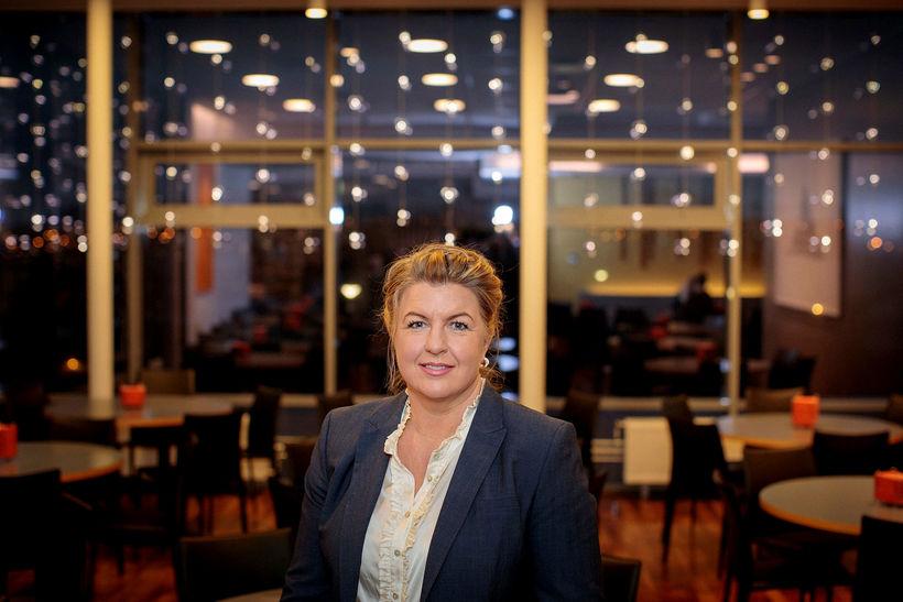 Hrund Rúdólfsdóttir forstjóri Veritas.
