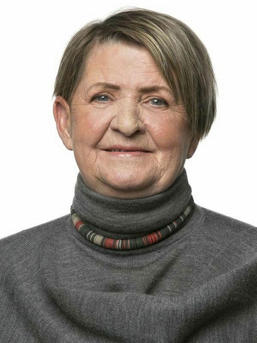 Guðrún Ögmundsdóttir.