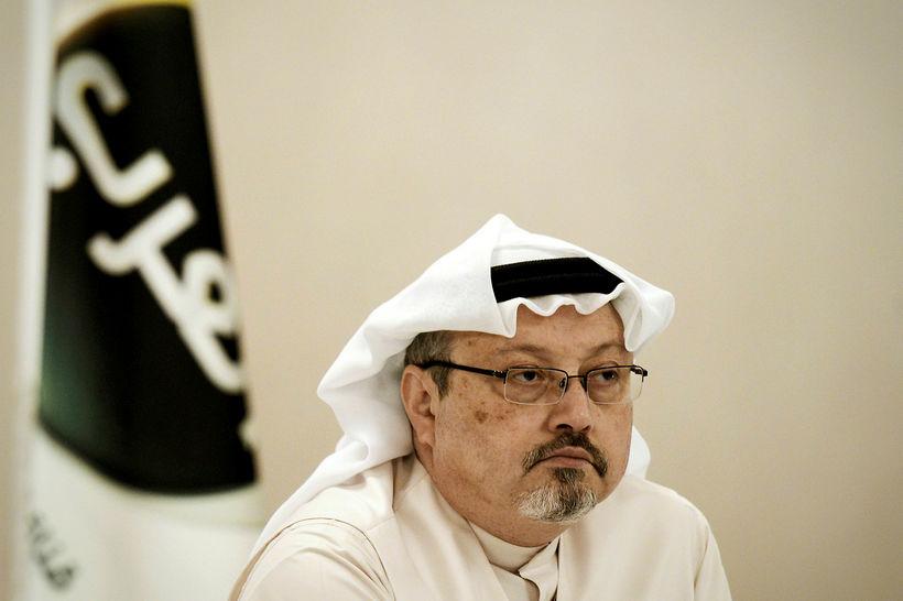 Khashoggi var myrtur á ræðismansskrifstofu Sádi-Araba í Tyrklandi.