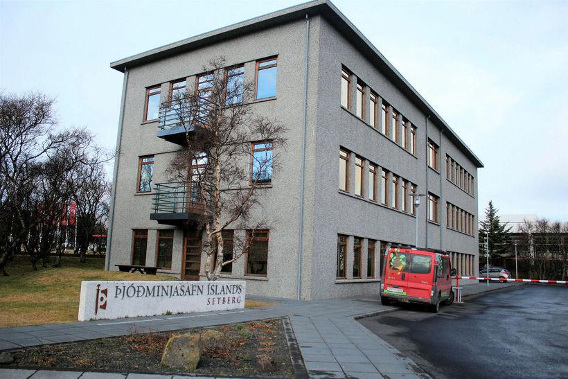 Háskóli Íslands fær Setberg.