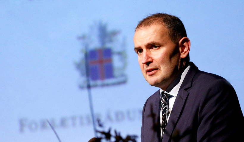 Guðni Th. Jóhannesson, forseti Íslands.
