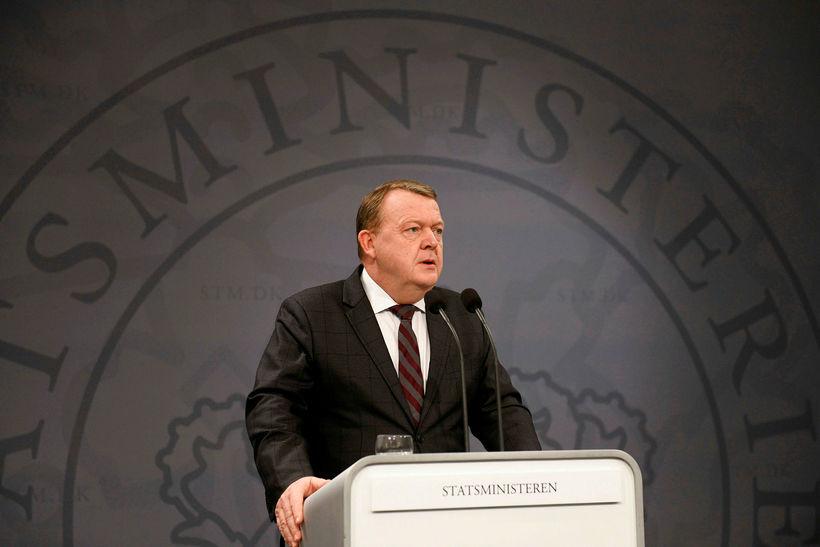 Lars Løkke Rasmussen, forsætisráðherra Danmerkur, segir fleira benda nú til ...
