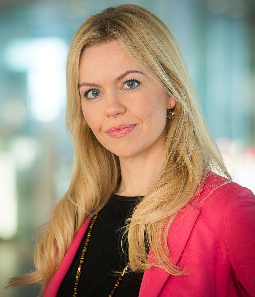 Ásdís Ýr Pétursdóttir upplýsingafulltrúi Icelandair Group.