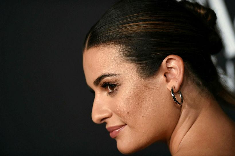 Lea Michele var vond við meðleikara sína.