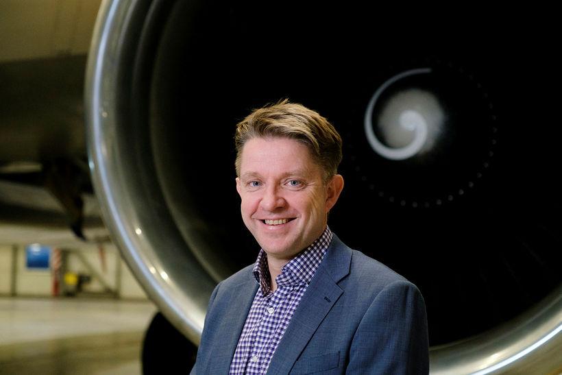 Bogi Nils Bogason forstjóri Icelandair Group.