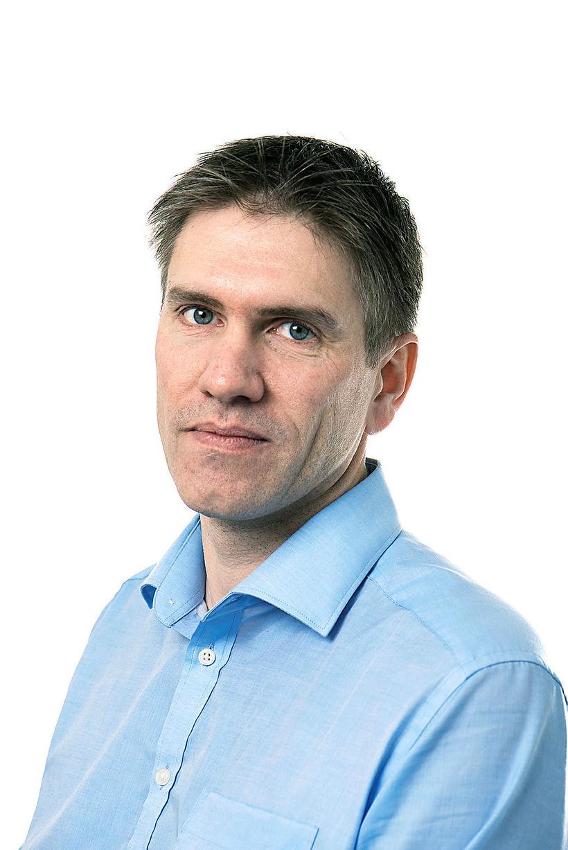 Birkir Bárðarson, fiskifræðingur á Hafrannsóknastofnun.