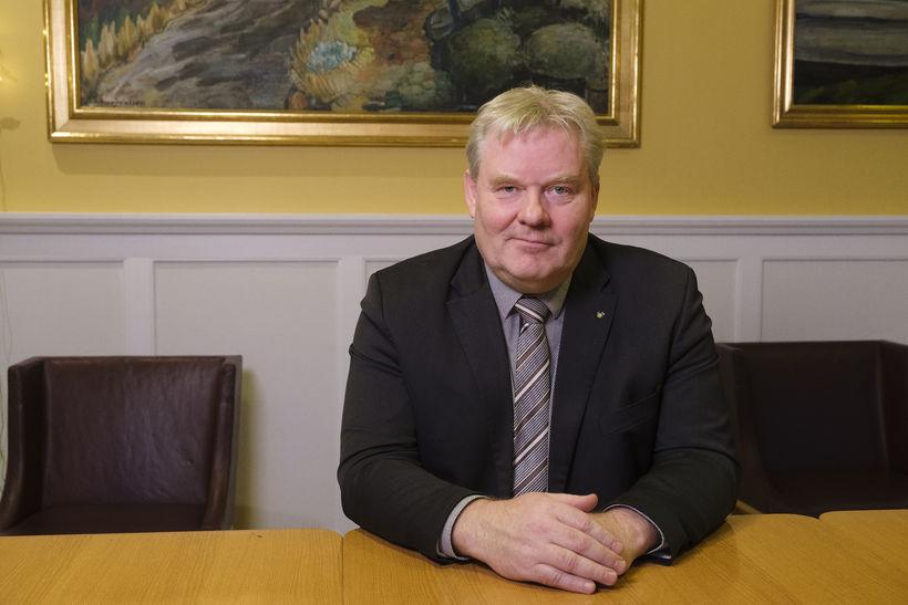 Sigurður Ingi Jóhannsson.