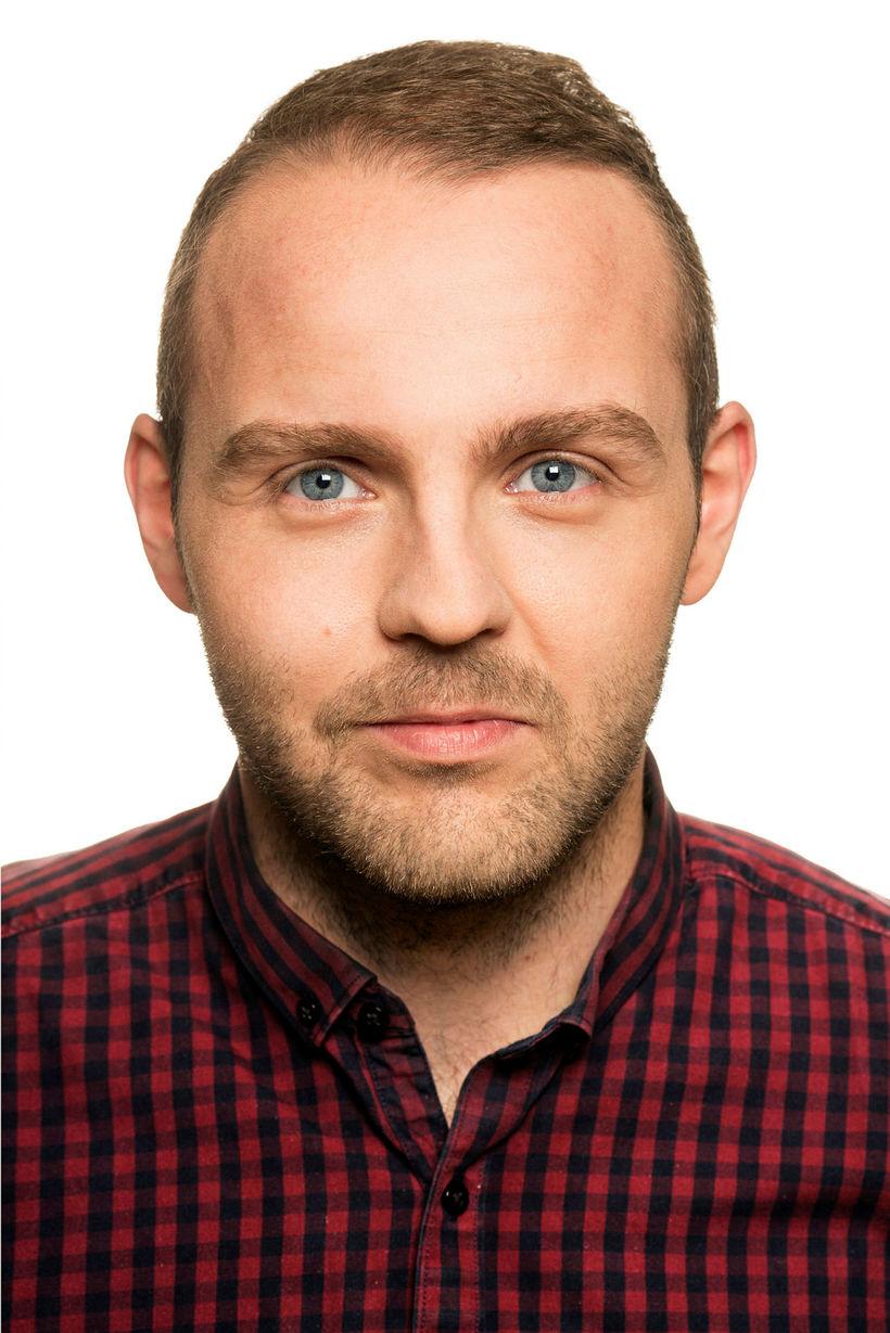 Guðmundur Jóhannsson, upplýsingafulltrúi Símans.