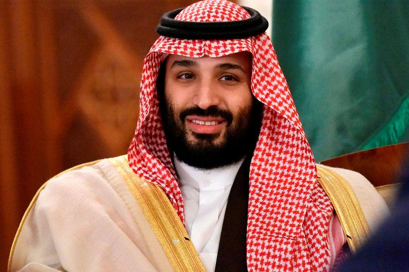 Mohammed bin Salman.