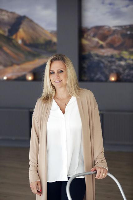 Í Heilsu og spa er hægt að sækja áhugaverða tíma …