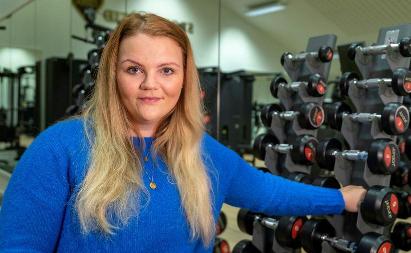 Anna Lovísa Þorláksdóttir.