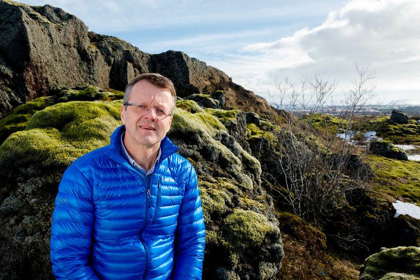 Forstjóri Artic adventures, Jón Þór Gunnarsson.