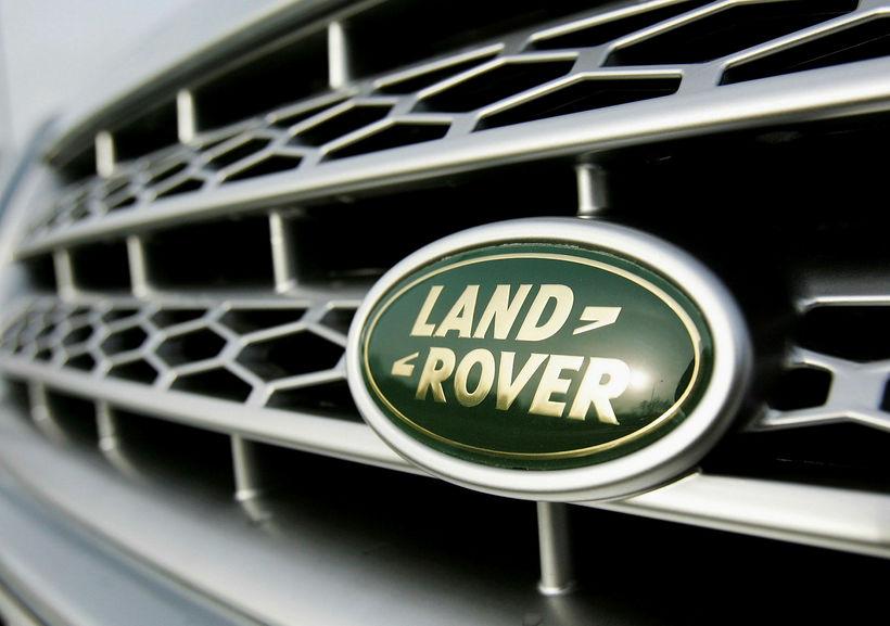Land Rover Freelander.