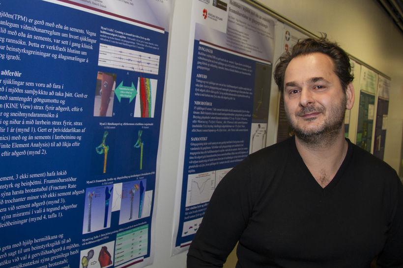 Dr. Paolo Gargiulo er verkefnisstjóri íslenska hluta verkefnisins. Hann er ...