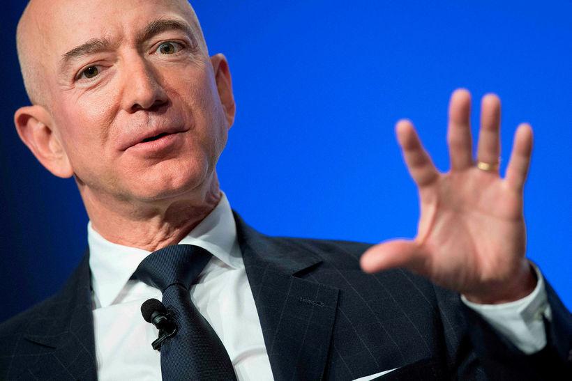 Jeff Bezos er sagður vera kominn með aðra.