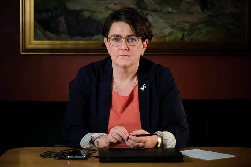 Anna Kolbrún Árnadóttir, þingmaður Miðflokksins