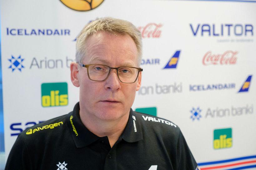 Guðmundur Þórður Guðmundsson.