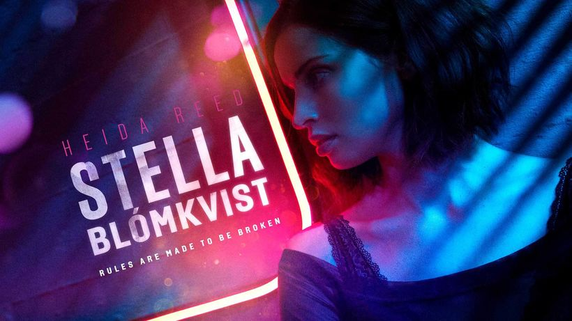 Stella Blomkvist.