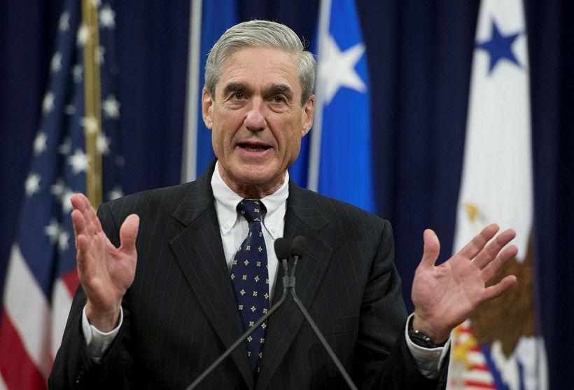 Robert Mueller, sérstakur saksóknari FBI, í rannsókn á meintum afskiptum ...