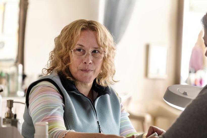 Patricia Arquette í hlutverki Joyce Mitchell.