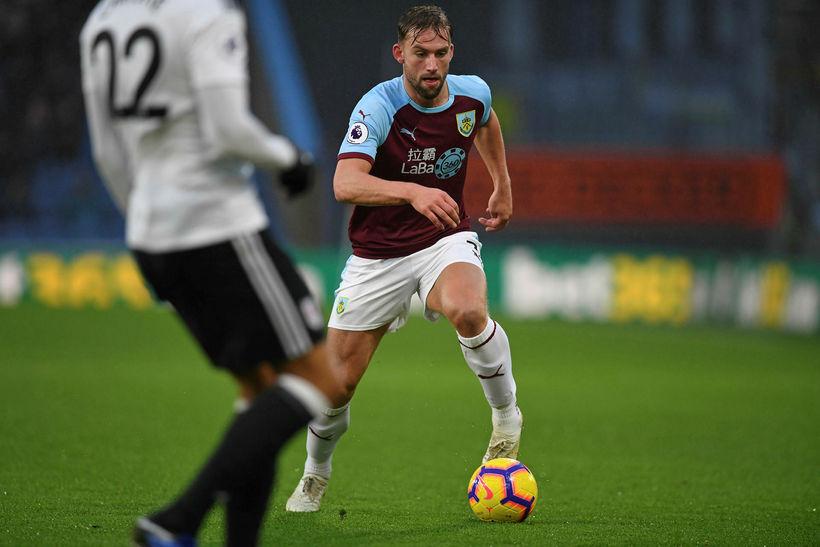 Burnley vann góðan sigur á Fulham.