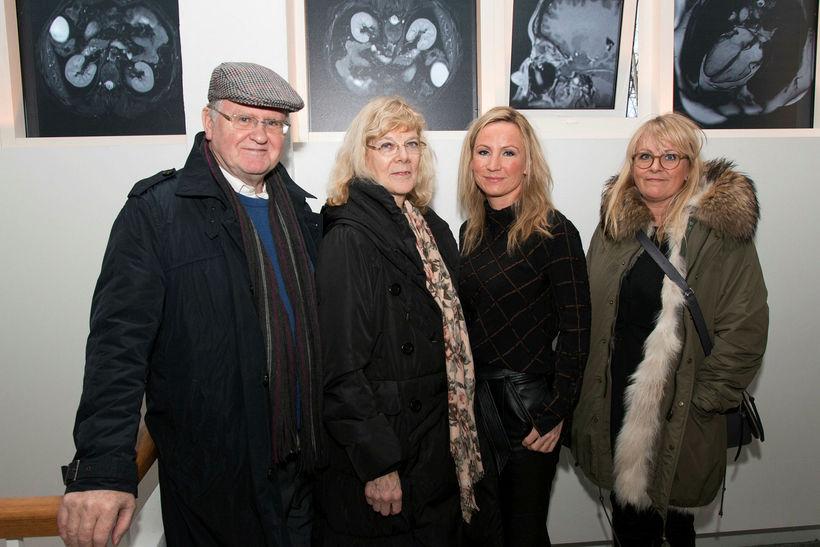 Þorsteinn Gunnarsson, Inga Þórunn Halldórsdóttir, Kristín Eva Ólafsdóttir og Soffía ...