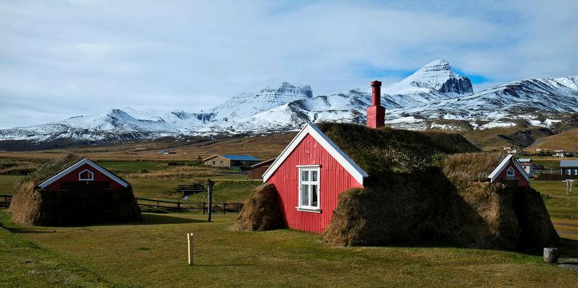 Bakkagerði in Borgarfjörður Eystri.